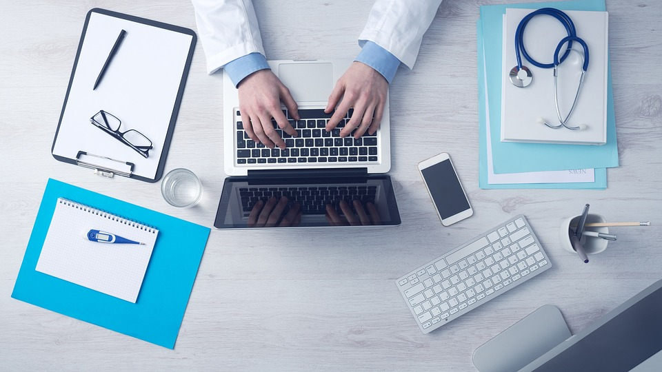 assistant médical virtuel