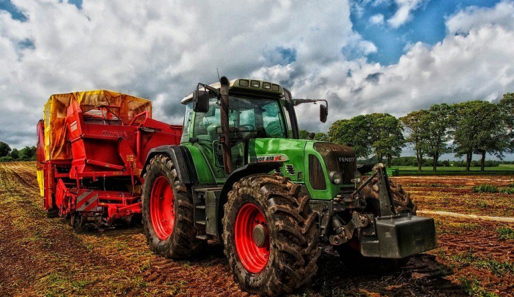 Tracteur d'occasion
